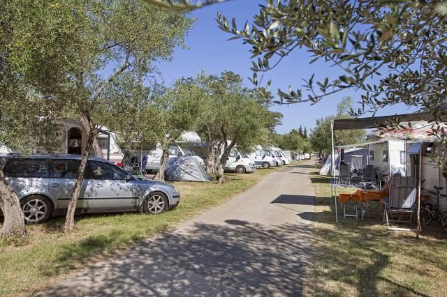 Residence camping Oliva Parcele